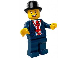 Англійська мова з Lego Education